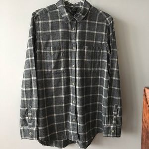 Roots Nora flannel shirt